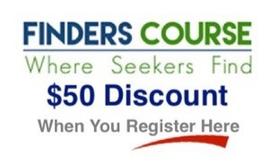 Finders Course Discount